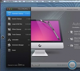 CleanMyMac For Mac(Mac系统清理工具) V2.0.7 破解版